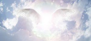 天使の祝福