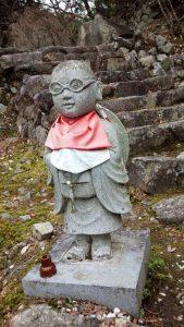 永源寺の地蔵